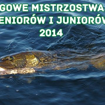 Spinningowe Mistrzostwa Polski Seniorów i Juniorów 25-28.09.2014