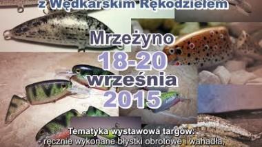 I Targi Rękodzieła Wędkarskiego 2015